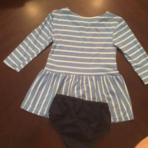 GAP Dresses - 3/$15* GAP blue striped dress